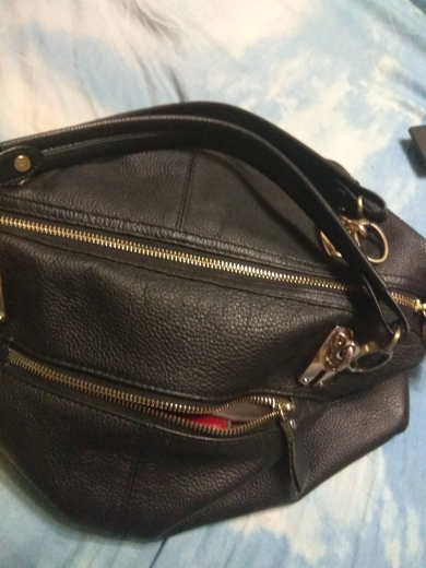 bag Handle Bags accessories lady short bag handle belt PU material 22cm and 35cm black and beige photo review