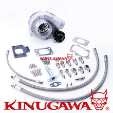 Kinugawa GTX Ball Bearing Turbo GTX2863R for Nissan Silvia S13 CA180DET AR.57 37000jd200 center bearing support for nissan
