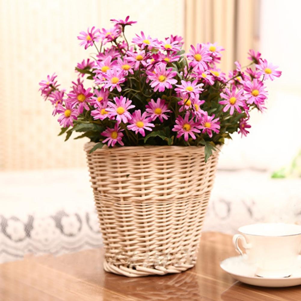 Online get cheap 1 daisy aliexpress alibaba group 1 bouquet 9 heads artificial daisy flower plant outdoor indoor wedding decorchina dhlflorist Gallery
