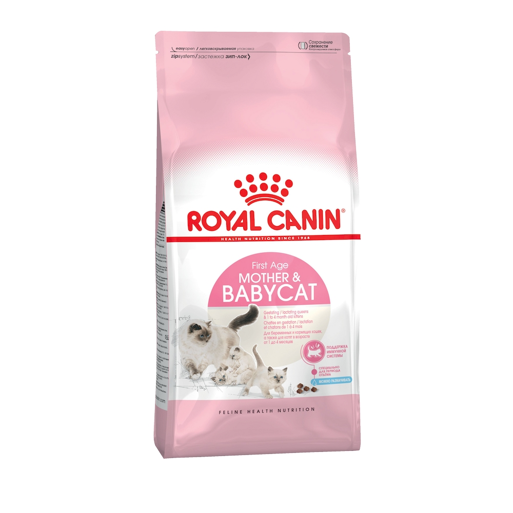 Food for kittens Royal Canin Mother & Babycat, 4 kg фонарь supra sfl plr 19l01