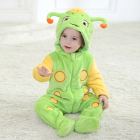 Baby Clothes New Hot Boy Girl Animal Spring And Autumn Winter Baby Rompers Brand Baby Clothing