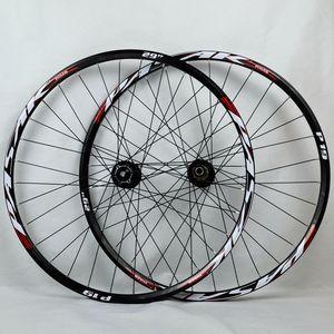 Image 3 - MTB Mountain Bike Wheels 26 27.5 29inch Bicycle wheels big hub 6 claws DH AM wheel 15mm 20MM 12MM 9MM Thru axle wheelset Rim