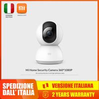 (Shipped from Italy) Xiaomi Mi Home Security 1080P FHD 360 Angle CCTV Webcam Smart IP Camera Night Vision