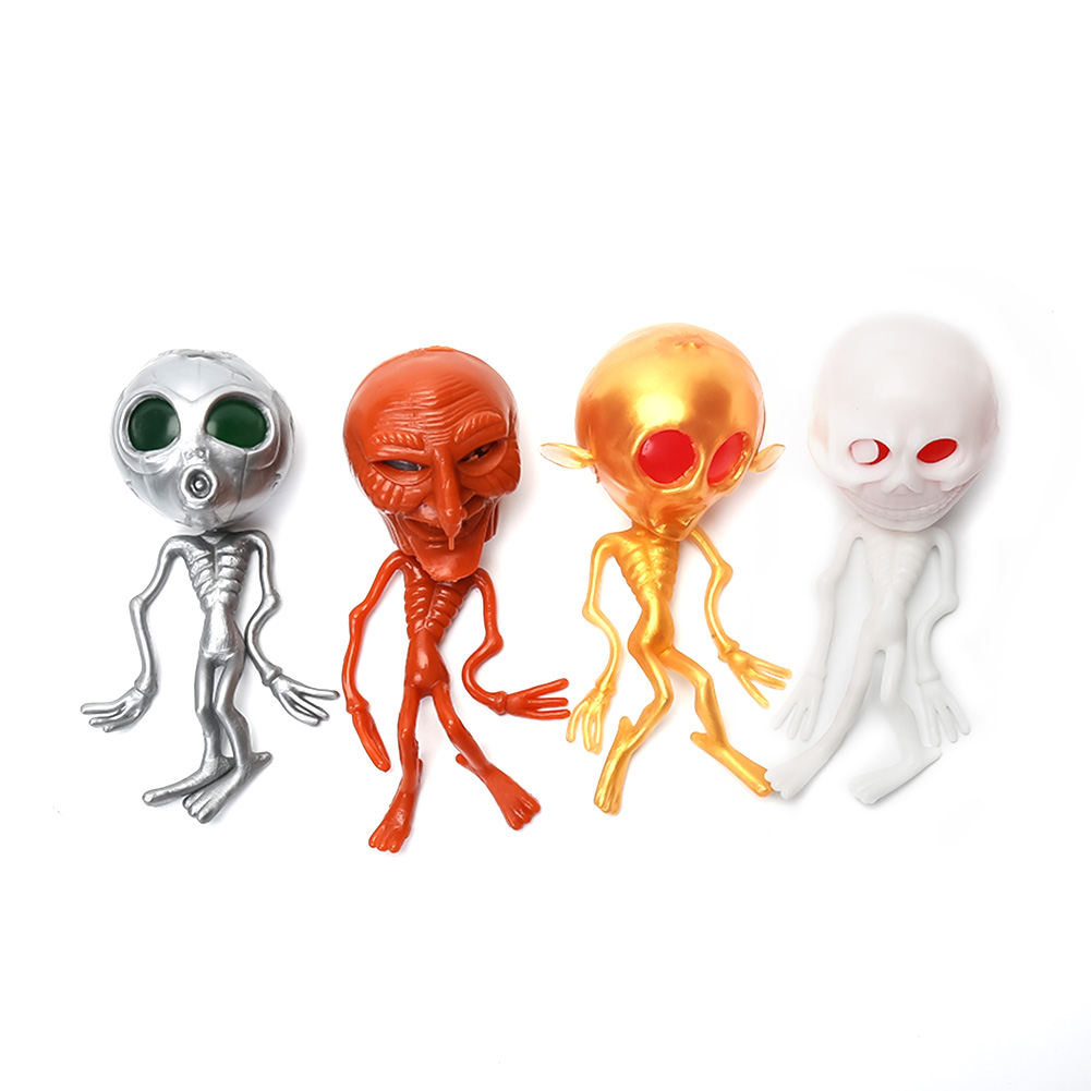 halloween relief vent squeeze toy spoofing scary