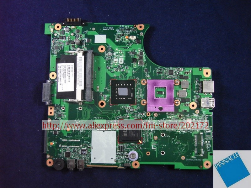 V000138390 Motherboard for Toshiba Satellite L300 L305 6050A2170401 tested good nokotion sps v000198120 for toshiba satellite a500 a505 motherboard intel gm45 ddr2 6050a2323101 mb a01