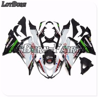 Bodywork Moto Fairings Fit For Kawasaki Ninja ZX6R 636 ZX 6R 2013 2014 2015 2016 13 16 Fairing kit Custom Made High Quality ABS