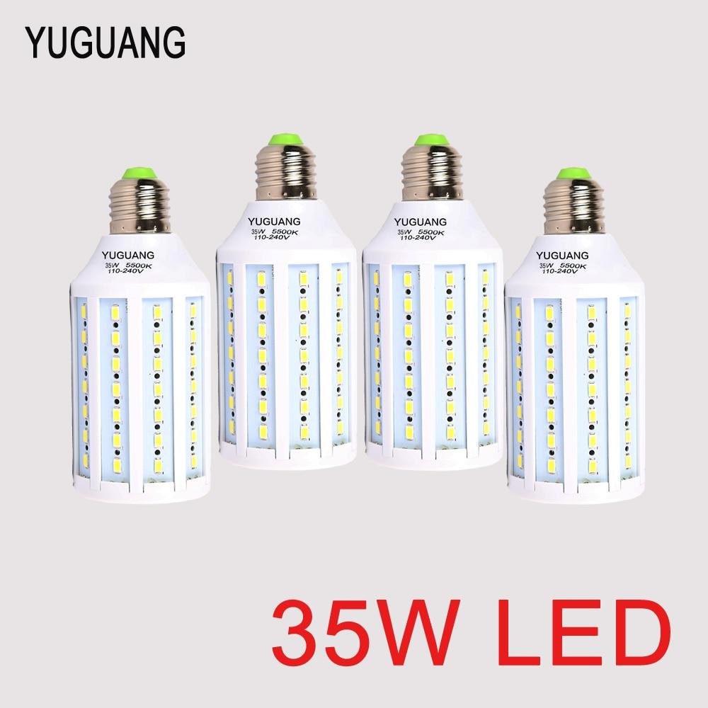 Photographic Lighting 35W LED Bulbs 220V 5500K Photo Studio Lamp Light 4Pcs E27 Interface DSLR Accessories Camera Phone Photos
