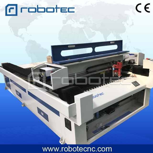 CNC high power CO2 laser cutting machine metal and nonmetal 1325 laser cutting machines