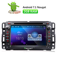 Android 7 1 Car Stereo DVD GPS Navigation Head Unit Touch Screen HD For Chevrolet Chevy