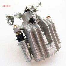 Sale TUKE 1Pcs Rear Left Brake Pump Caliper For VW 1.8L 2.0L 3.2L PASSTA 1998-2005 A4 A6 QUATTRO 3BD 615 423 1J0 615 423B 8E0 615 423