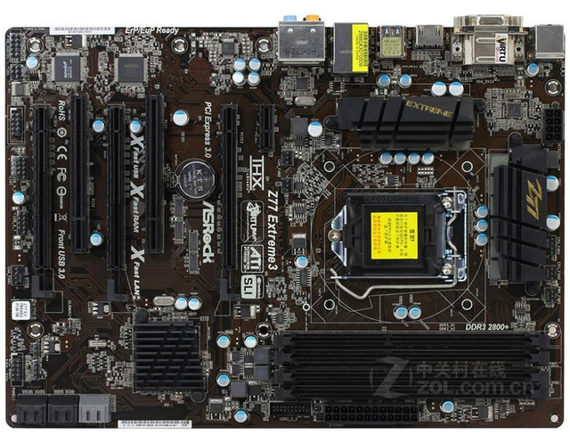 ASRock Z77 Extreme3 Motherboard Driver for Windows 10