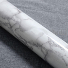 Marble Waterproof Vinyl Self adhesive Sticker Modern Contact Paper Wallpaper for Bathroom Kitchen Cupboard Table Wall Home Decor