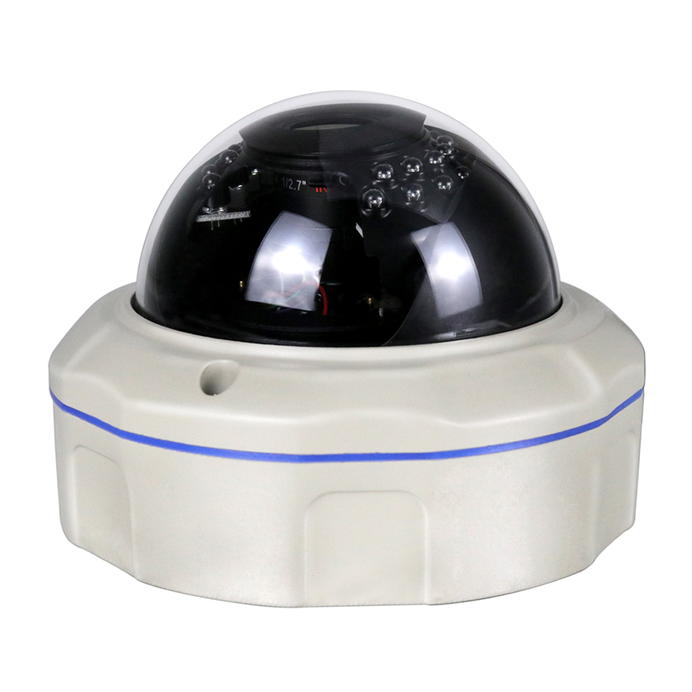 BFMore POE Audio Dome IP Camera H.265/H.264 5.0MP IR Night Vision Safety Security camera 48V Wired Indoor One-way