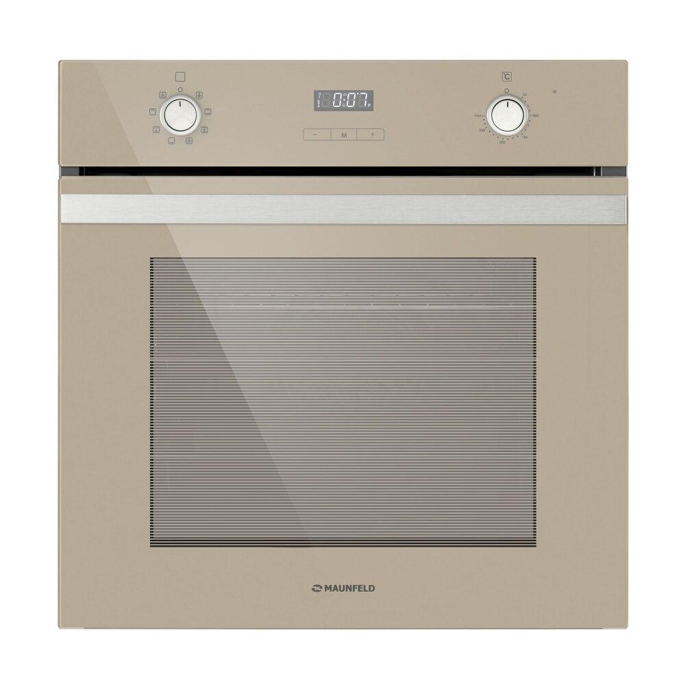 Electric brass cabinet MAUNFELD MEOM 678 I (D) dark beige