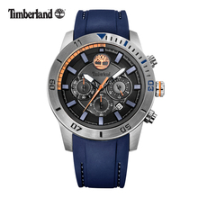 Timberland Chronograph Men's Watches 24 Hour Complete Calendar Fashion Casual Quartz Water Resistant to 165 Feet 14524
