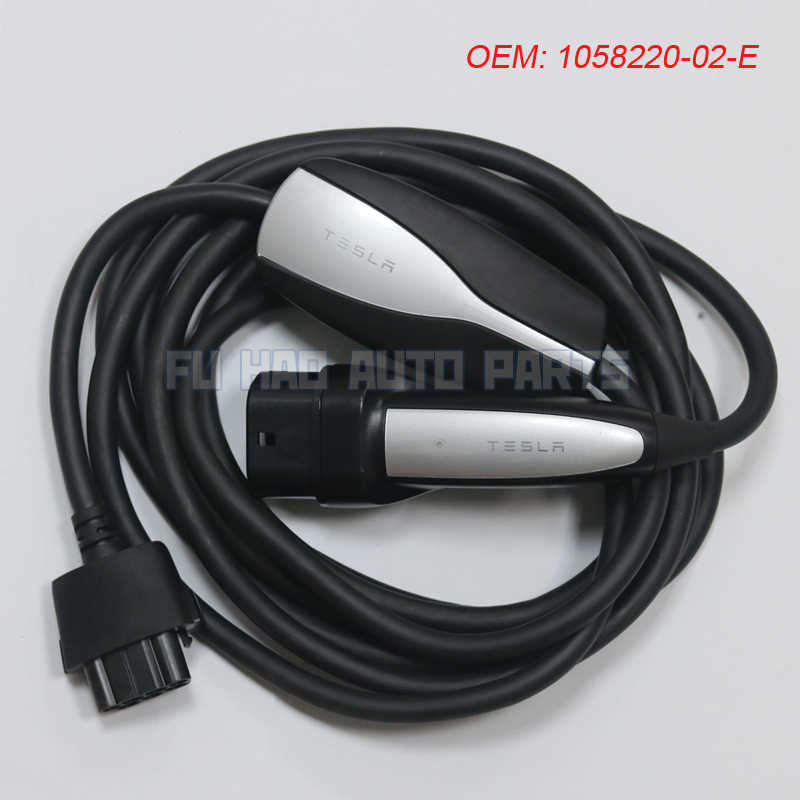Detail Feedback Questions About Mobile Connector Charger Charging Cable For Tesla Oem 1058220 02 E On Aliexpress Alibaba Group