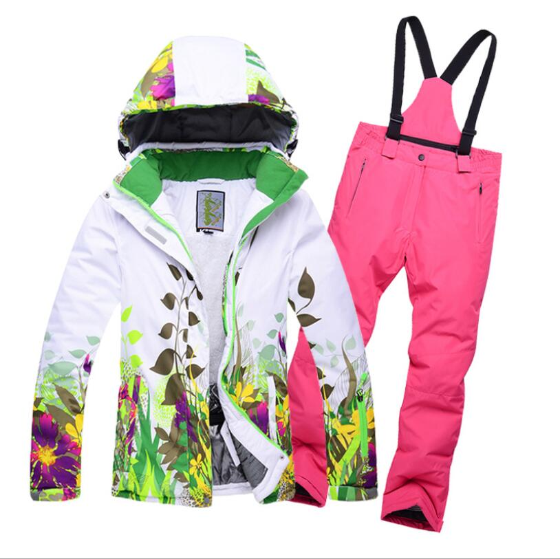 Boys Girls Ski Jacket Pant Skiing Snowboard Suit Windproof Waterproof Kid Clothing Super Warm Suit Outdoor Sport Wear Hooded Set матрас lineaflex debora 160x185