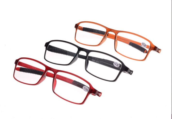 b1f9bd7ba7 Eyesilove ultra light TR90 reading glasses for men women presbyopia ...