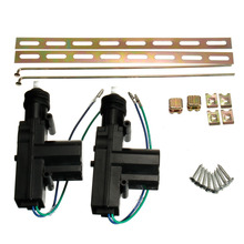 2Pcs Car Styling Car Auto Heavy   Power Door Lock Actuator M
