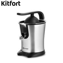 Соковыжималка для цитрусовых Kitfort KT-1107
