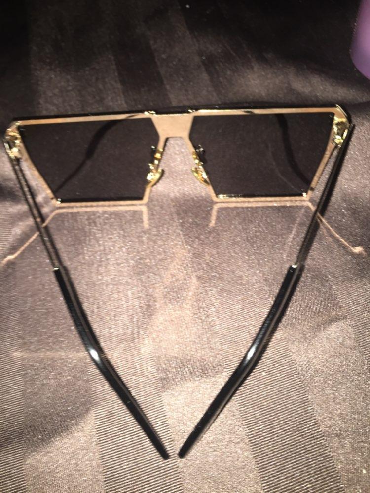 ROYAL GIRL Vintage Square Sunglasses Women Brand Designer Black Pink Eyewear Retro Gradient Oculos UV400 ss953-1