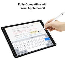 Scratch-Proof Tempered Glass Screen Protector for iPad