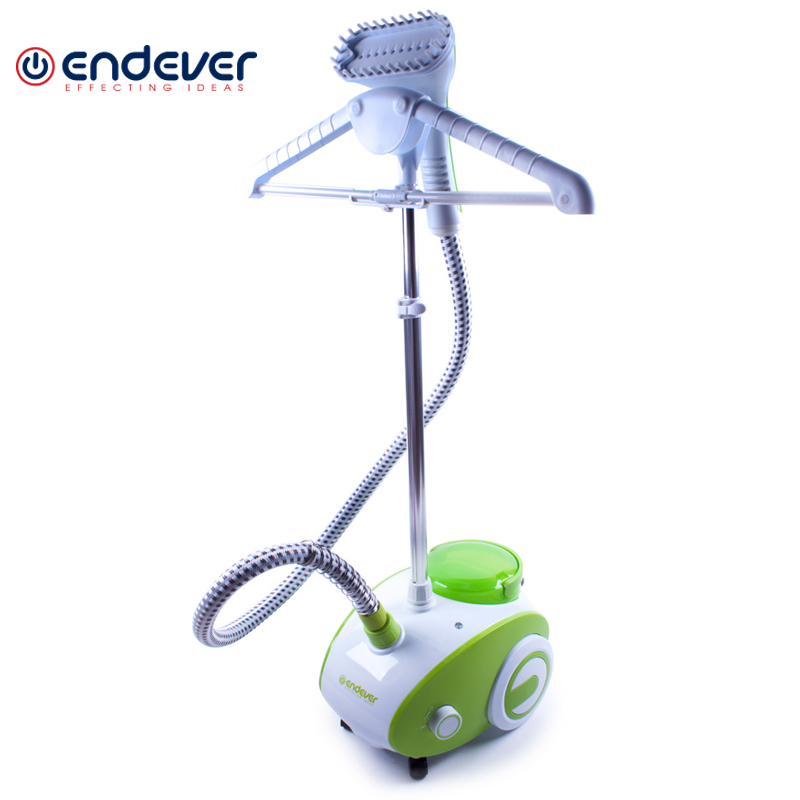 Garment steamer Endever Odyssey Q-3 smad 2l 110v vertical garment fabric steamer home portable 45s heat up electric iron steam steamer brush for clothes