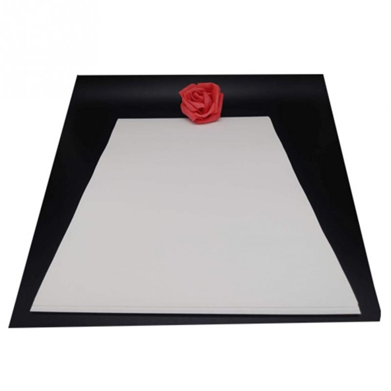 10Pcs A4 Copy Paper Light Color Paper Fabric T-Shirt Transfers Photo Quality Prints Heat Transfer Paper For Inkjet Printers #30 1