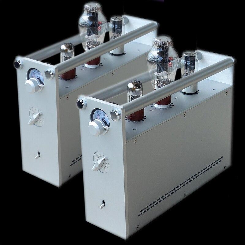 Amplificateur de Tube à une extrémité A80 300B à canal gauche et droit