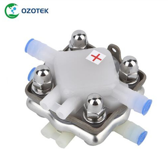 PEM Proton Exchange Membrane Ozone Generator  Ozone Concentration can reach 250 280mg/L cell only
