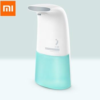 Xiaomi xiaoji Auto Indukcyjna Spieniania Podkładka Ręka Umyć Automatyczny Dozownik Mydła 0.25 s indukcyjna Podczerwieni Dla Dziecka i Rodziny