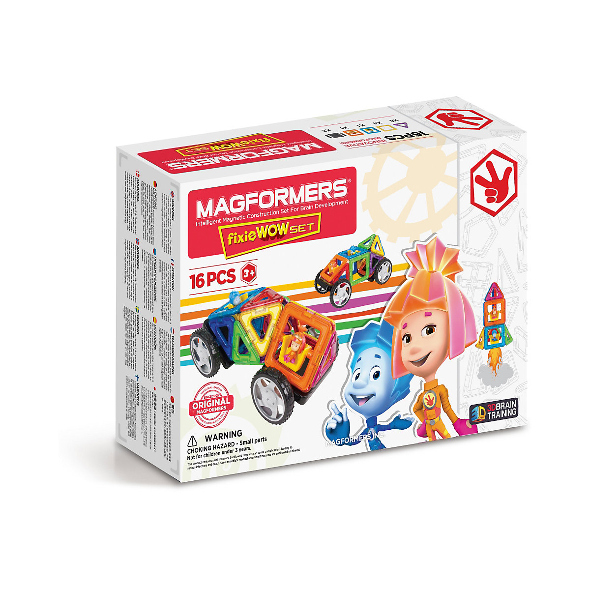 Blocks MAGFORMERS 6992490 Constructor Minecraft Toys Magnetic Designer Ninjago Figures magnetic sheet building blocks variable lift magnetic sheet puzzle children toys