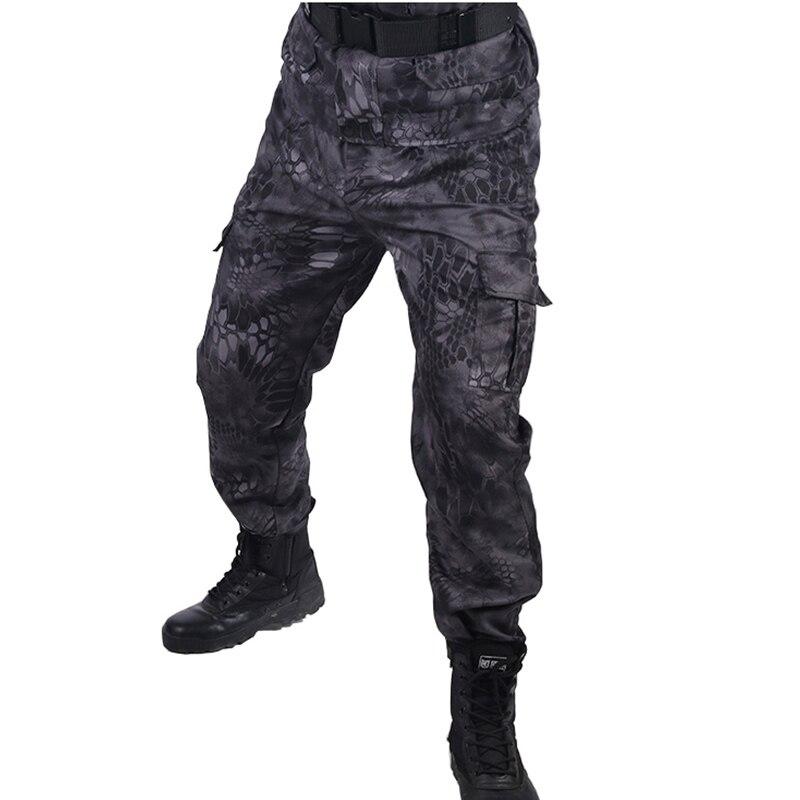 Pantalones Tacticos De Piton Negro Pantalones Militares De Carga Hombres Camuflaje Combate Cs Pantalones De Trabajo De Seguridad Hombres Pantalones Hombre Pantalones Tipo Cargo Aliexpress