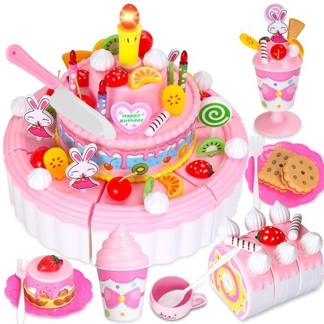 Gry Dla Dzieci Dziewczyny Kuchnia Zabawki Dla Dzieci Diy Ciasto