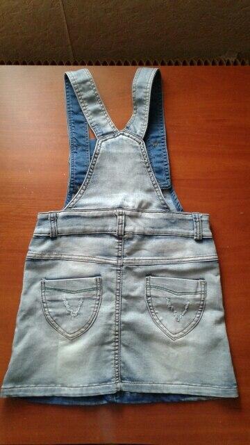 Chumhey Grade A Baby Girl Clothes Summer Sundress Toddler Suspender Denim Straps Overalls Bebes Clothing Kids Dresses For Girls
