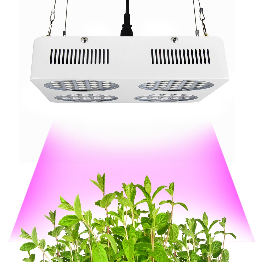 CF Grow 252W LED Grow Light Full Spectrum Growing Lamp For Agriculture Hydroponic Greenhouse Tent Flowers Plants Growth Lighting led grow light lamp for plants agriculture aquarium garden horticulture and hydroponics grow bloom 120w 85 265v high power