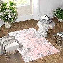 alfombra rosa RETRO VINTAGE