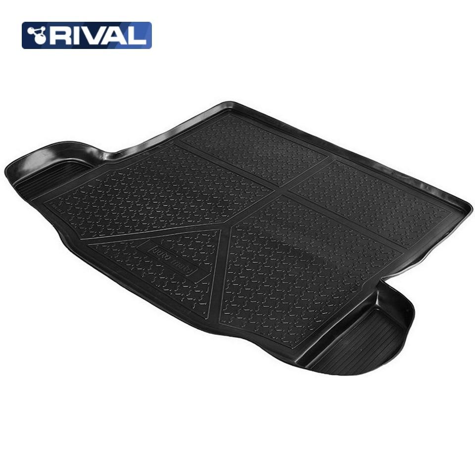 For Chevrolet Cruze SEDAN 2009-2015 trunk mat Rival 11003003 for chevrolet cruze sedan 2009 2015 trunk mat rival 11003003