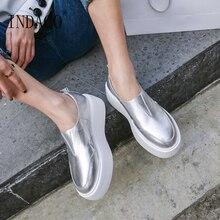 2020 Women's Sneakers Leather Women Casual