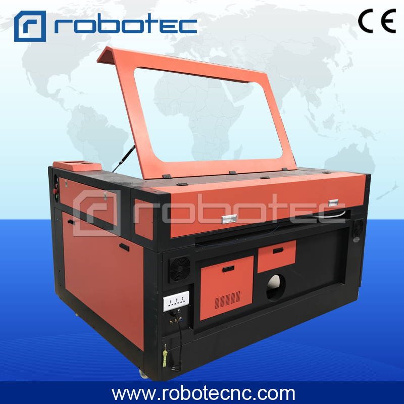 home made cnc machine 1390 laser cutting engraving machine for Acrylic/MDF/double color card board leather/clothes