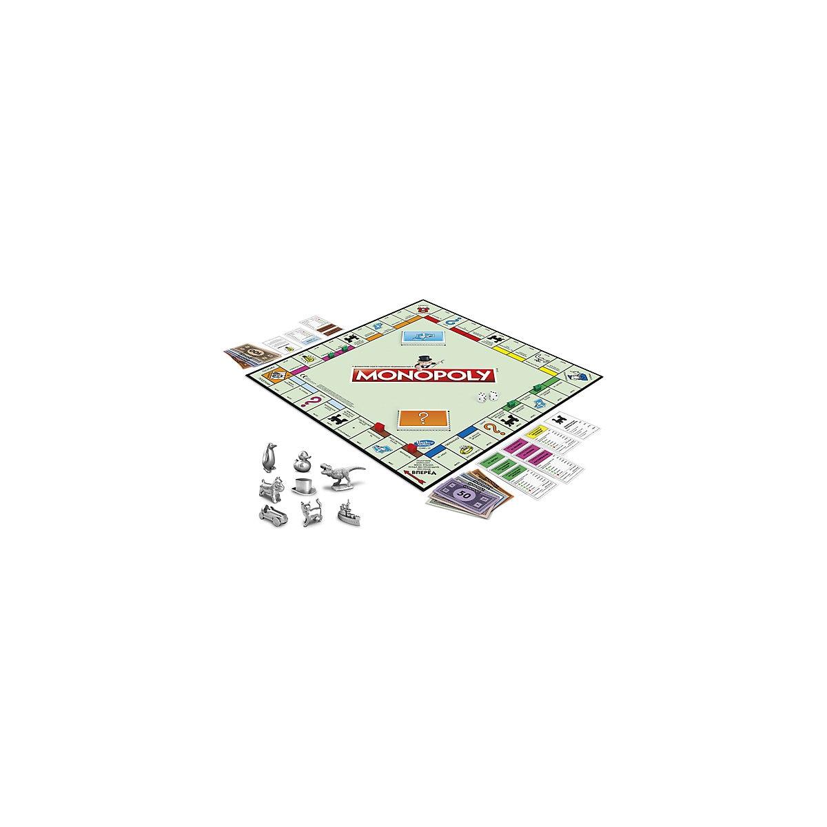 Jeux de fête HASBRO 7197988 jeu de société motricité Fine Dobble Rummikub jouets éducatifs - 2