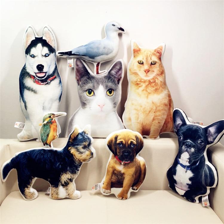 UTB8LPDSwU 4iuJk43Fqq6z.FpXaq New Hot Photo customization DIY dog Cushion Plush Toys Dolls Stuffed Animal Pillow Sofa Car Decorative Creative Birthday Gift
