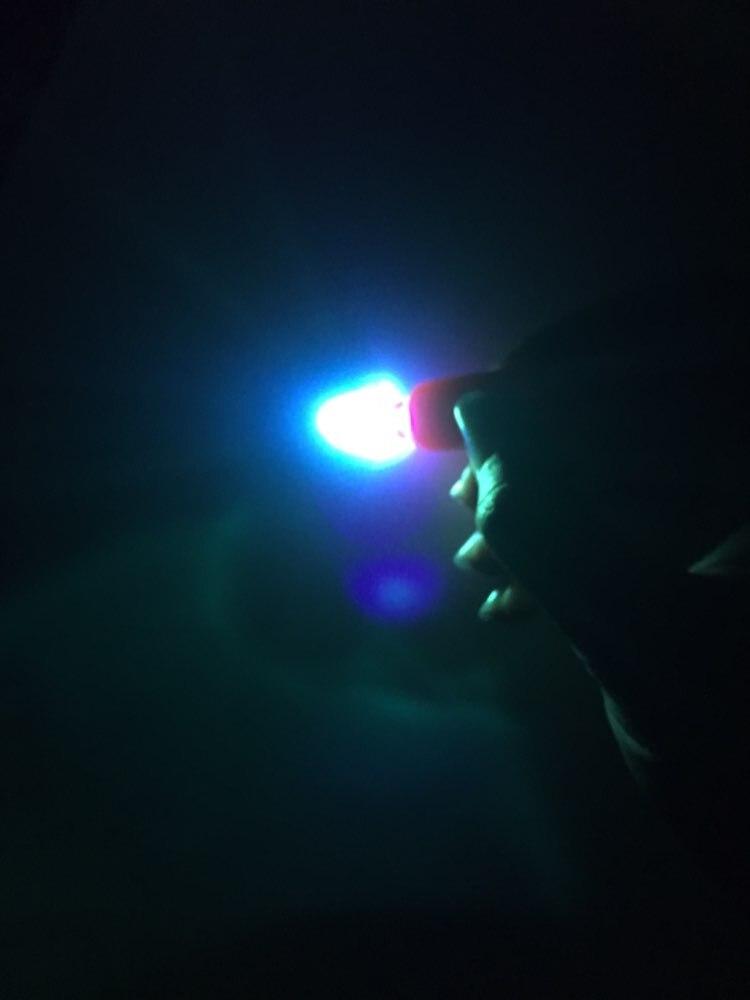 ультрафиолетовый маркер; черная маска; Материал:: пластик;