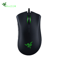 Razer DEATHADDER ELITE Game Mouse USB Wired Ergonomic Backlight Gaming Mouse 16000DPI Programmable Macro Definition Optical Mice