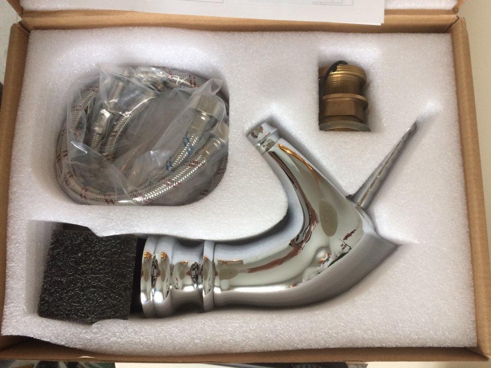 Fashion Bathroom Horse Head Faucet photo review