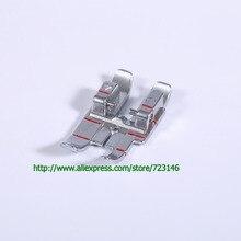 ST221P(820926096 DEGJK) 1/4 дюймов стеганая ножка для IDTTM системы для PFAFF ноги части аксессуары комплект