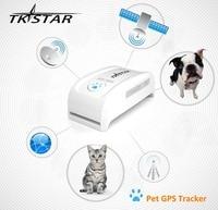Mini Pet GPS Tracker Dog Cat Tracker TK909 GPS Locator 400 hours Standby Remotely Voice Monitor SOS Free Tracking Dropshipping