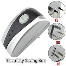 15KW กล่องประหยัดพลังงาน 90 V 240 V ไฟฟ้าประหยัดพลังงาน Power Factor Saver อุปกรณ์ 30% สำหรับ Home Office โรงงาน