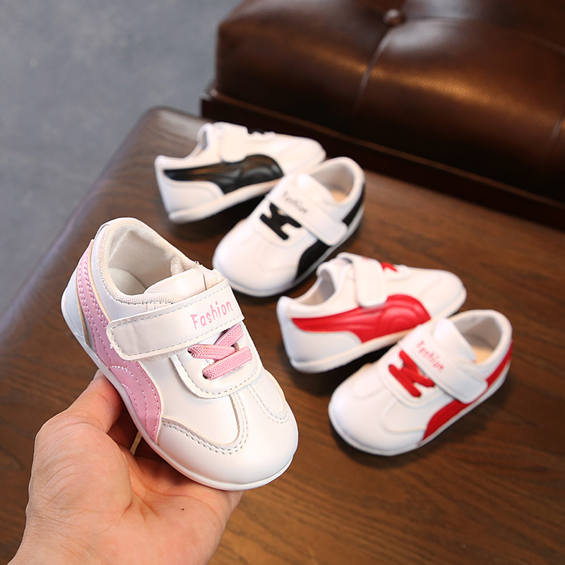 Shoes Sneaker Newborn-Baby 0-18months Kids Children's Old White Small Waterproof