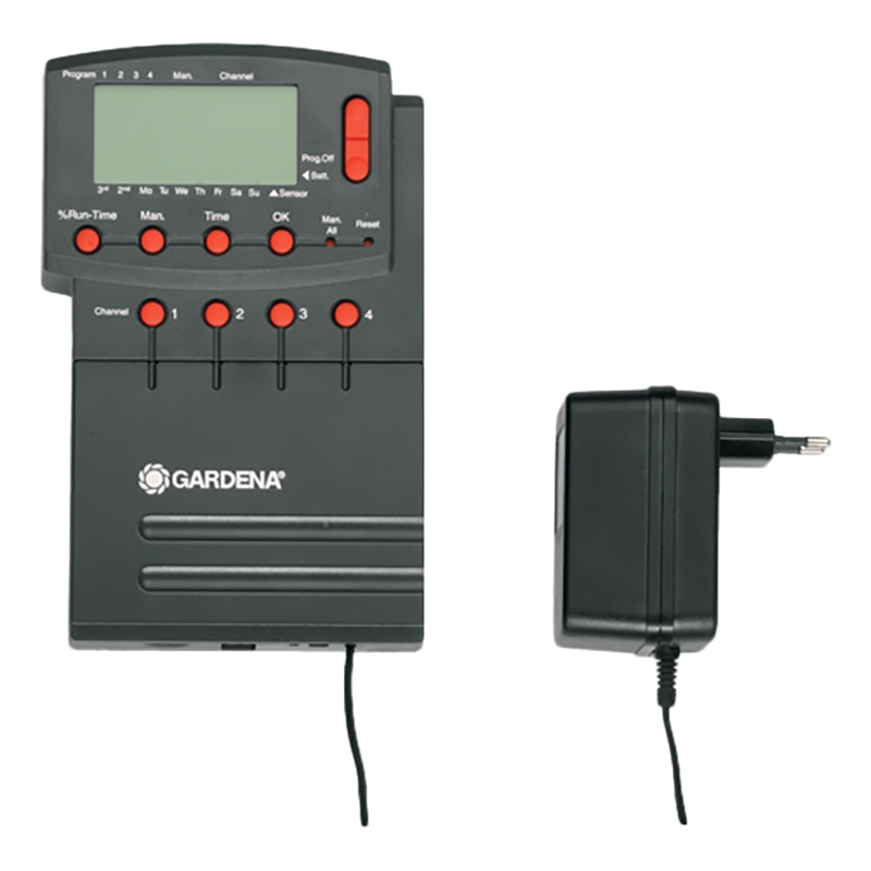 Control unit for watering GARDENA 01276-27.000.00 (expansion modules up to 12 valves)